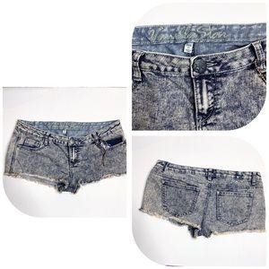 Cute Vanilla star shorts